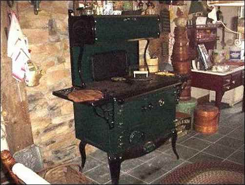 - Cooking On A Wood Cookstove
